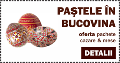 Paste in Bucovina 2017